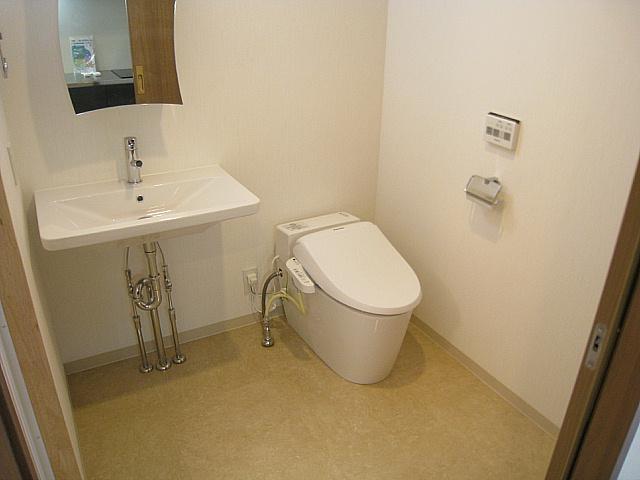 洗面室、サニタリールーム